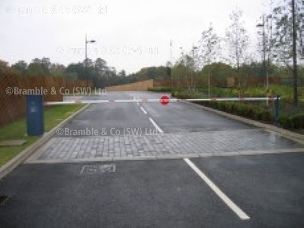 Bft Traffic Barriers,South West,